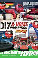 Find Specials || Checkers Hyper DIY Deals