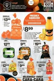 Find Specials || Eastern Cape Checkers Citrus Promotion