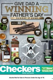 Find Specials || Eastern Cape Checkers Fathers Day Promotion