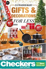 Find Specials || Eastern Cape Checkers Gifts and Decorations