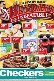 Find Specials || Eastern Cape Checkers Heydays Deals