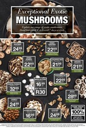 Find Specials || Eastern Cape Checkers Mushrooms Promo
