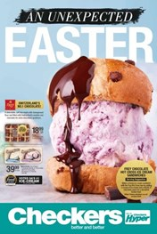 Find Specials || Checkers Easter Promotion