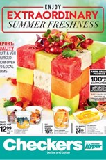 Find Specials || Checkers Summer Freshness Promotion