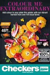 Find Specials || Checkers Fruit and Veg Promotion