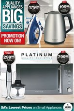 Find Specials || Gauteng Quality Appliances Checkers Promotion