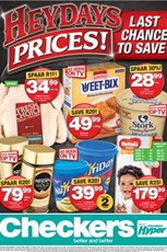 Find Specials || Greater North Checkers Heydays Deals