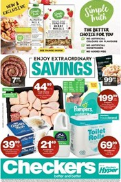 Great North Checkers Christmas Deals