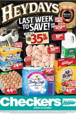 Find Specials || Great North Checkers Hey Days Specials