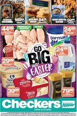 Find Specials || Gauteng, Limpopo, Mpumalanga, North West Checkers Easter Deals