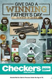Find Specials || Gauteng, Limpopo, Mpumalanga, North West Checkers Fathers Day Deals