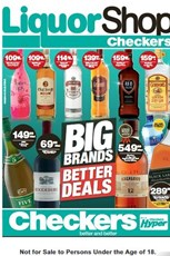 Find Specials || Gauteng, Limpopo, Mpumalanga, North West Checkers Liquor Deals