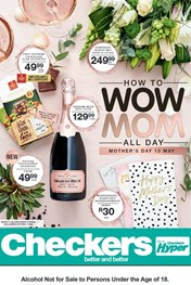 Find Specials || Gauteng, Limpopo, Mpumalanga, North West Checkers Mothers Day Promotion