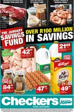 Find Specials || Great North Checkers January Savings