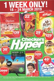 Great North Checkers Hyper Deals