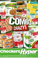 Find Specials || Gauteng Checkers Hyper Combo Crazy Savings