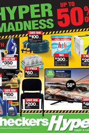 Find Specials || Checkers Hyper Madness Promotion