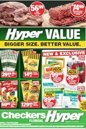 Find Specials || Northern Cape, Free State  Checkers Hyper Value Specials