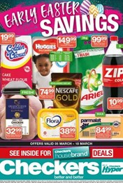 Find Specials || Northern Cape, Free State Checkers Early Easter Deals