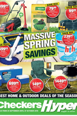 Find Specials || Checkers Hyper Spring Promotion