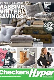 Find Specials || Checkers Hyper Winter Deals