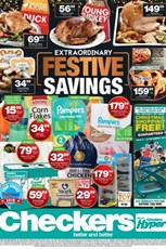 Find Specials || KZN Checkers Festive Savings