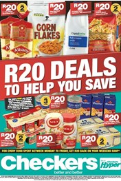 Find Specials || KZN Checkers January Savings