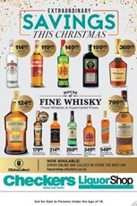 Find Specials || Checkers Liquorshop Christmas Deals