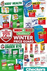Find Specials || Checkers Medirite Deals