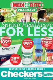 Find Specials || Checkers Medirite Promotions