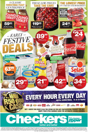 Find Specials || NC, FS Checkers Christmas Specials