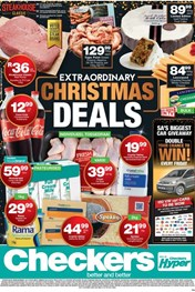 Find Specials || Northern Cape, Free State Checkers Christmas Specials