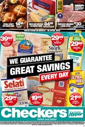Find Specials || Northern Cape, Free State Checkers Every Day Savings