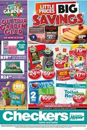 Find Specials || Northern Cape, Free State Checkers Specials