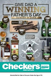 Find Specials || Northern Cape, Free State Checkers Fathers Day Deals