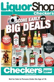 Find Specials || Northern Cape, Free State Checkers LiquorShop Specials