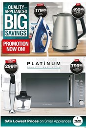Find Specials || Northern Cape, Free State Checkers Small Appliances Deals