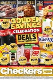 Find Specials || Northern Cape, Free State Checkers Golden Savings