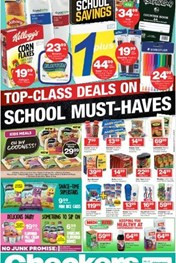 Find Specials || Western Cape Checkers School Specials