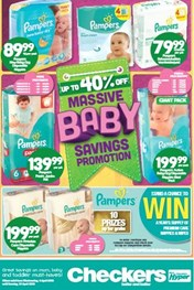 Find Specials || Western Cape Checkers Baby Promotion