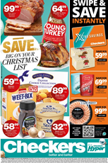 Find Specials || WC Checkers Christmas Specials
