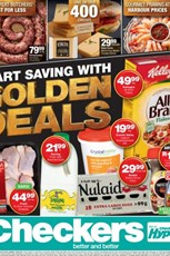 Find Specials || WC Checkers Golden Deals