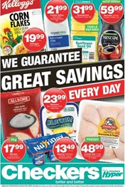 Find Specials || Western Cape Checkers Great Savings Deals