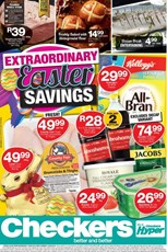 Find Specials || Western Cape Checkers Easter Specials
