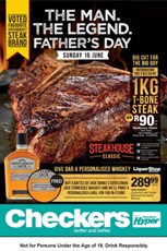 Find Specials || WC Checkers Father's Day Deals