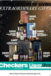 Western Cape, Great North Checkers Liquorshop Specials