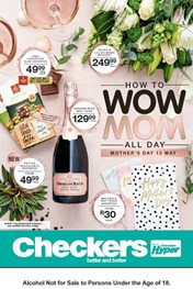 Find Specials || Western Cape Checkers Mothers Day Specials