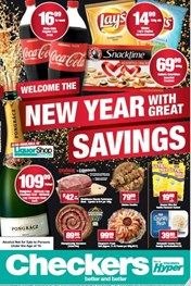 Find Specials || Western Cape Checkers New Years Specials