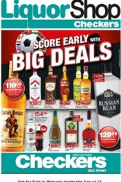 Find Specials || Western Cape Checkers Seapoint Liquor Deals