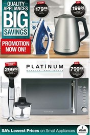 Find Specials || Western Cape Checkers Small Appliances Specials
